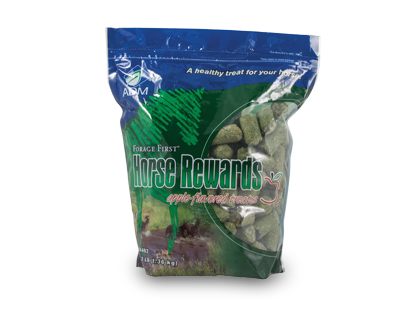 Forage First Horse Treats bag